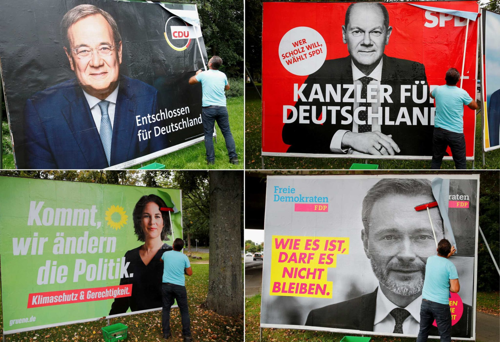 Germany elections scaled