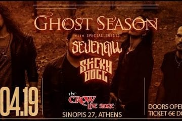 Ghost Season Live at The Crow