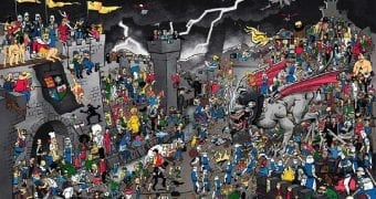 Where is Lemmy?