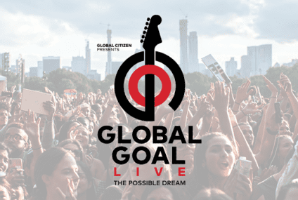 Music in the fight against poverty …