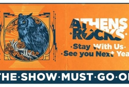 Athens Rock is being canceled for this year