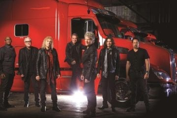 Bon Jovi: New album full of social consciousness