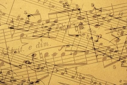 Mathematics in music…