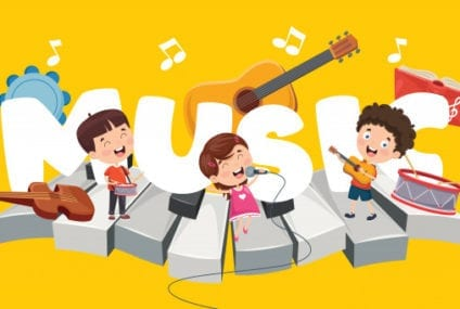 Melodies for children…