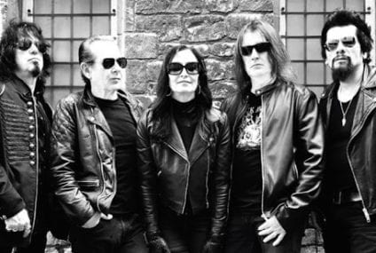Alcatrazz return in discography after 34 years