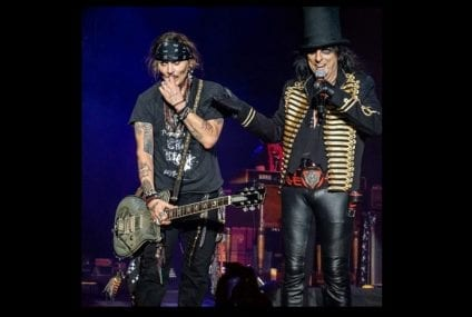 The more suitable as… Alice Cooper