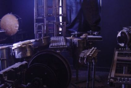 Strange and unconventional musical instruments…