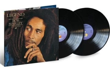 "Bob Marley's ""Legend"" is re-released"
