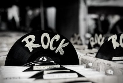 The Story of Rock (part one)…