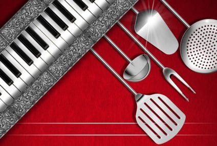 The role of food in… music!
