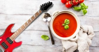 Tomato soup as a search for the… Beginning
