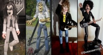Metal and highly Rock marionettes…
