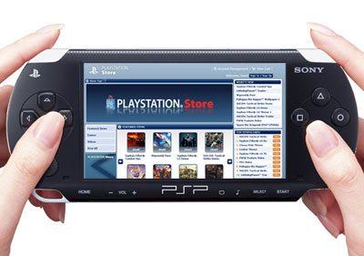 PSP PlayStation Store