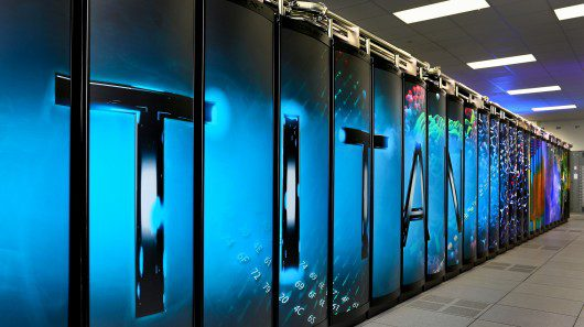 Titan supercomputer