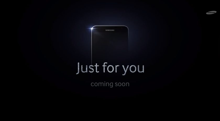 Samsung Just for you teaser