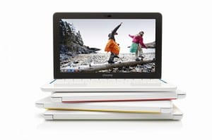 HP Chromebook 11 Color Stack