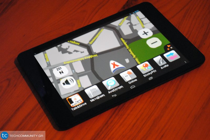MLS iQTab Astro 3G hands-on
