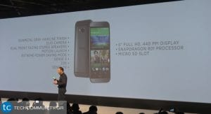 HTC One M8 Announcement