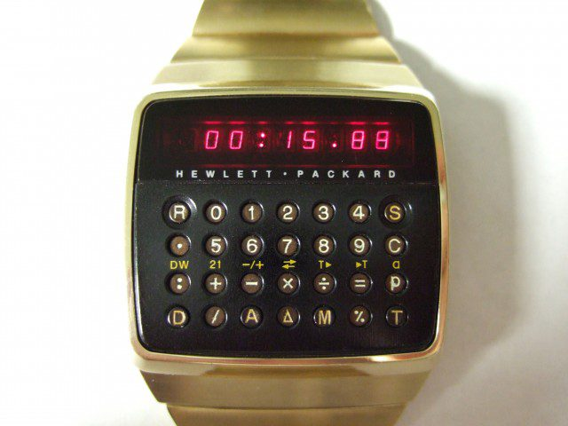HP old smartwatch