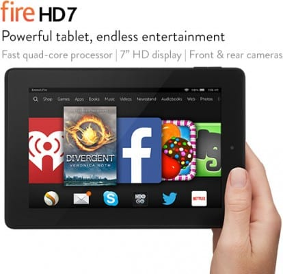 Amazon Fire HD7