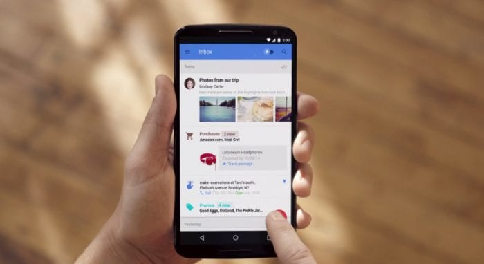 Inbox by Google Gmail for Android