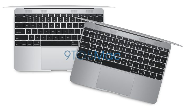 12inch Macbook Air leak