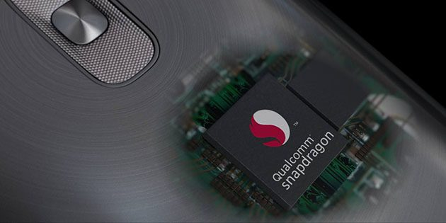 Qualcomm Snapdragon 818 device