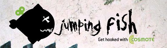 Cosmote Jumping Fish