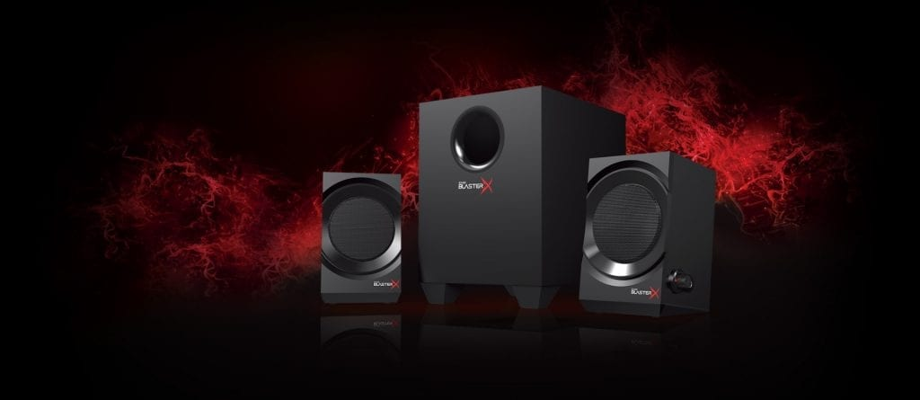 Creative Sound BlasterX Kratos S3 hero
