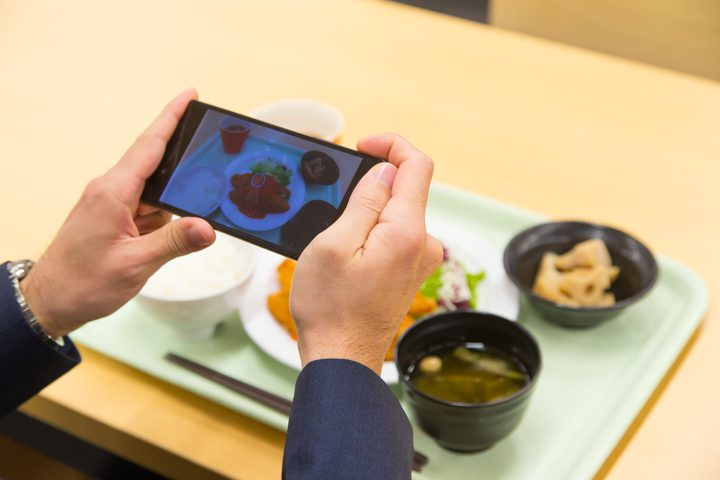 Sony Mobile Meal Image Analysis