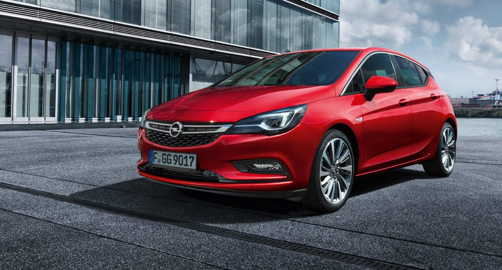 Opel Astra 2015 Family Hatchback