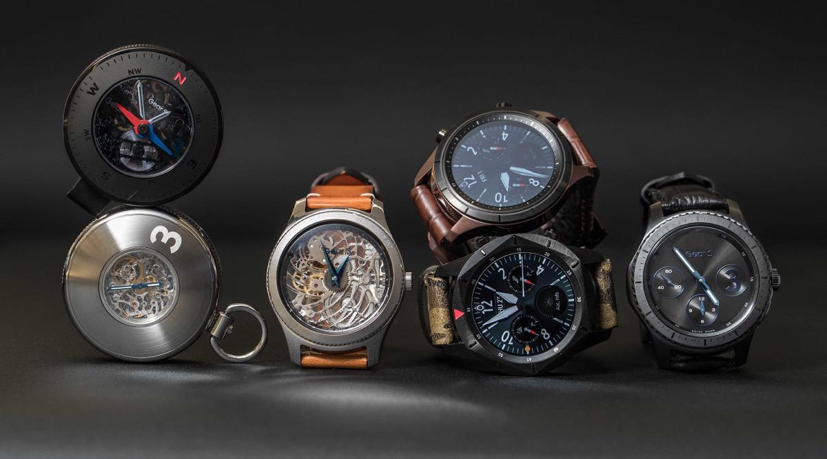 Samsung Concept Watch Package