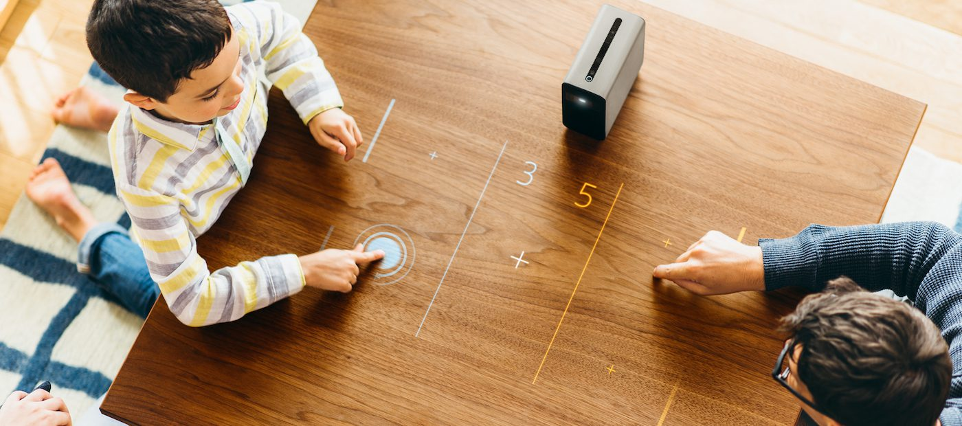 Sony Xperia Touch arcade