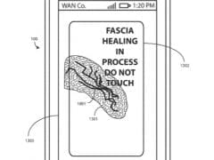 Motorola patented a display that can heal its own cracked screen with heat 3