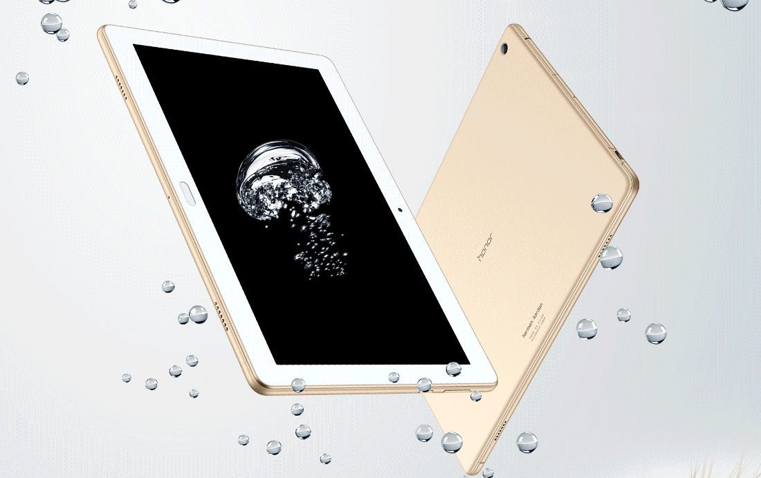 Huawei Honor Waterplay Tab gold