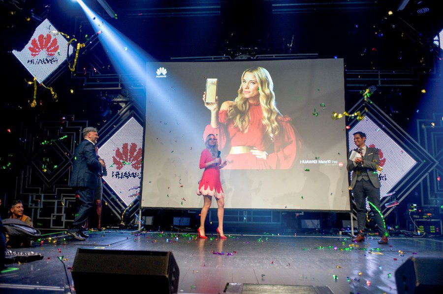 Huawei unbox party 2