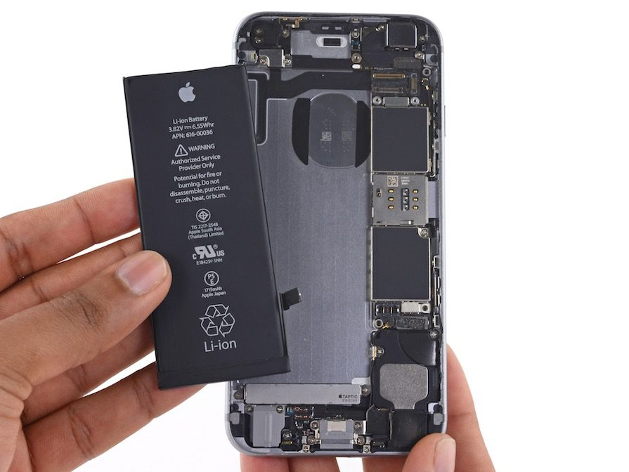 iPhone 6s Battery Replacement iFixit