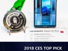 Award for Huawei Mate 10 Pro by Android Central