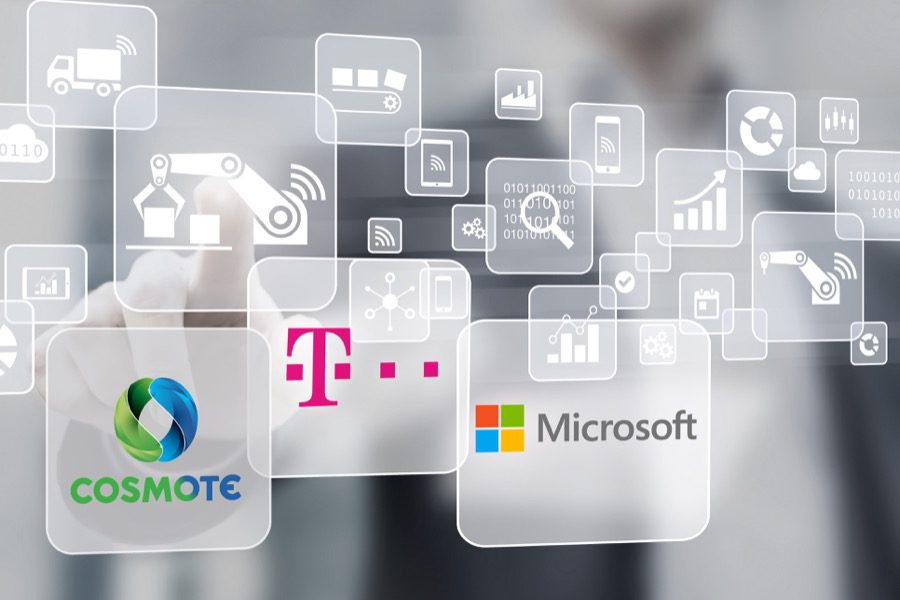 COSMOTE Microsoft Cloud 2019