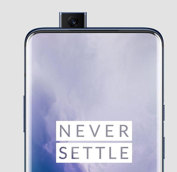 OnePlus 7 Pro pop up camera