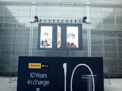 10 years iSquare event 2