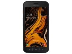 Samsung Galaxy XCover 4s g398fn front black