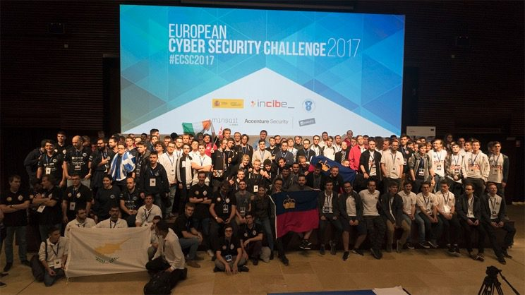 European Cyber Security Challenge 2017