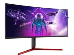 AOC AGON AG353UCG front right