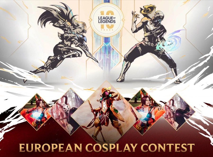 League of Legends Cosplay Event in Poland