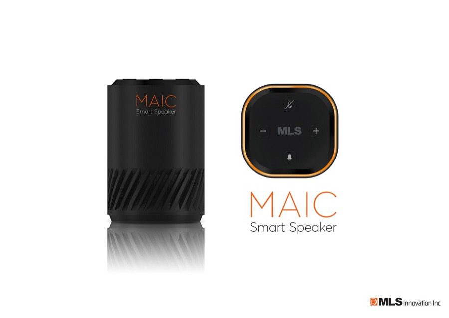 MLS MAIC smart speaker
