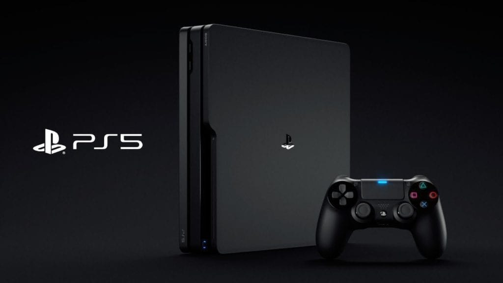 PlayStation 5 concept