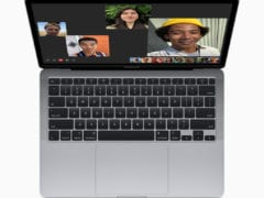 Apple new macbook air facetime screen 03182020
